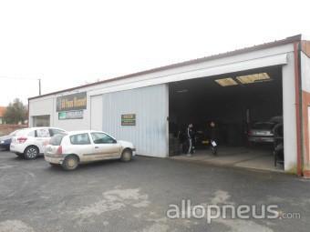 centre montage de pneus TONNAY BOUTONNE