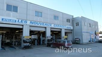 centre montage de pneus BOUC BEL AIR