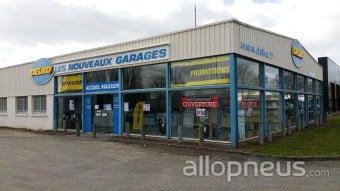 centre montage de pneus ALENCON