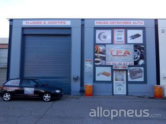 Pneu istres piece auto istres centre de montage for Montage piece auto garage