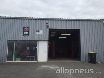 centre montage de pneus ST CAPRAIS DE BORDEAUX