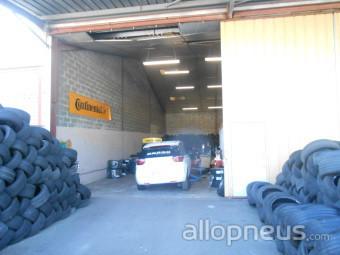 centre montage de pneus FLOIRAC