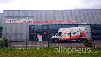 centre montage de pneus Haguenau