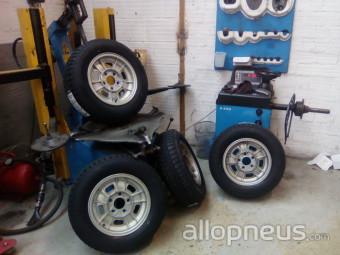 centre montage de pneus FERE EN TARDENOIS