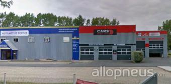 centre montage de pneus Saumur