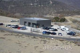 centre montage de pneus ST GEORGES DE LUZENCON