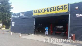 centre montage de pneus SIGLOY