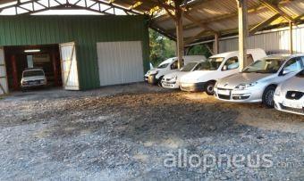 centre montage de pneus SEGRE EN ANJOU BLEU, LA CHAPELLE SUR OUDON
