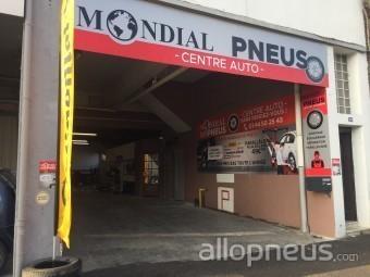 centre montage de pneus ST JUST EN CHAUSSEE