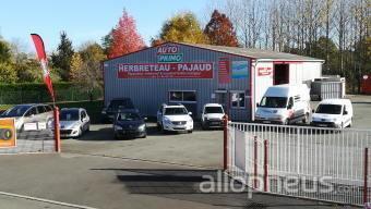 centre montage de pneus ST HILAIRE LE VOUHIS