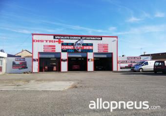 centre montage de pneus AUREILHAN