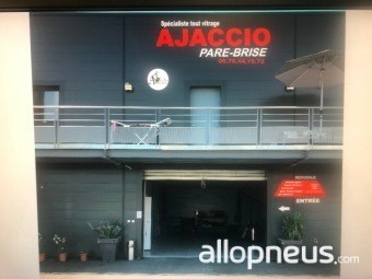 centre montage de pneus AJACCIO