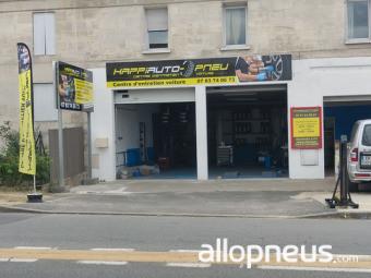 centre montage de pneus LUGON ET L ILE DU CARNAY