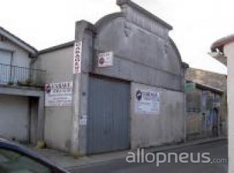 Pneu jonzac garage villier centre de montage allopneus for Garage montage pneu