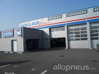 centre montage de pneus ARGENTON LES VALLEES