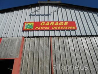 Pneu pons garage dessaivre centre de montage allopneus for Garage montage pneu