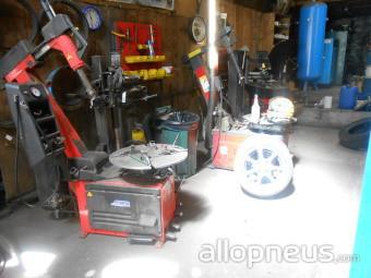 centre montage de pneus TULLE