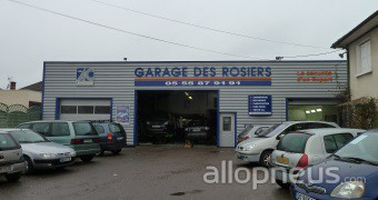 Garage Des Rosiers