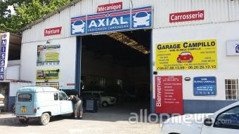 Pneu clermont l herault garage campillo centre de for Garage ford clermont l herault