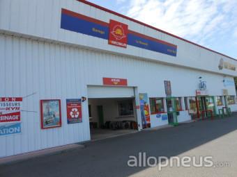 Pneu gien garage precisium la bosserie centre de for Garage pneu pas cher