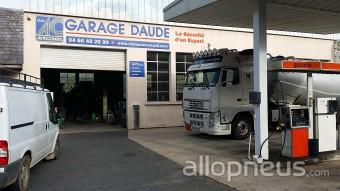 centre montage de pneus CHANAC