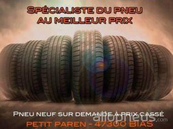 centre montage de pneus ALLEZ ET CAZENEUVE