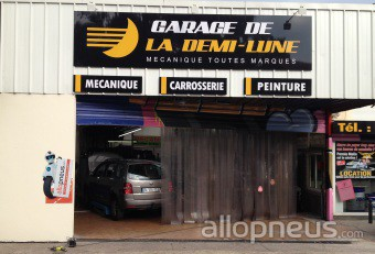 Pneu morsang sur orge garage de la demi lune centre for Garage ford bretigny sur orge