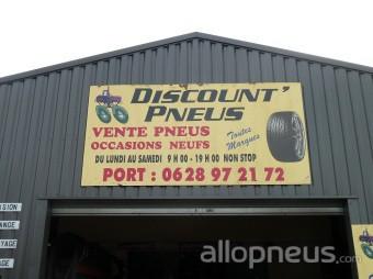 centre montage de pneus VAYRES
