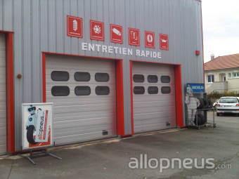 centre montage de pneus ETUPES
