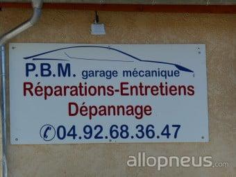 Pneu la motte du caire garage pbm centre de montage for Garage reignier alpes pneus
