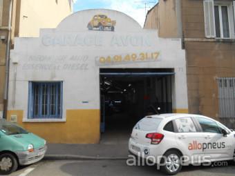 pneu marseille garage avon centre de montage allopneus