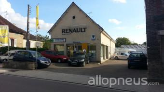 Pneu chaource garage deguet centre de montage allopneus for Garage ad pneu