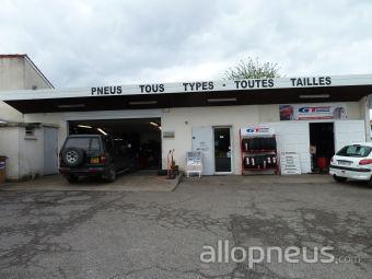 centre montage de pneus LUGON ET L'ILE DU CARNEY