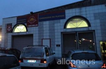 centre montage de pneus GUYANCOURT