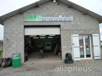 centre montage de pneus SOURSAC
