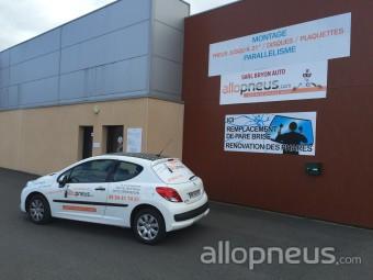 centre montage de pneus Vern-sur-Seiche