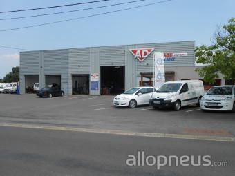 Pneu st laurent de la plaine garage courant centre de montage allopneus - Garage volkswagen nice la plaine ...