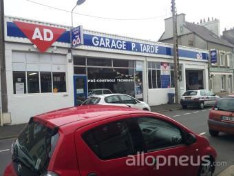 centre montage de pneus Cherbourg-Octeville