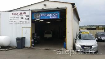 centre montage de pneus CHONAS L AMBALLAN