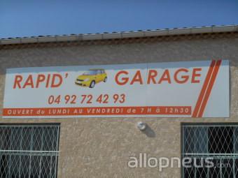 pneu manosque rapid 39 garage centre de montage allopneus. Black Bedroom Furniture Sets. Home Design Ideas