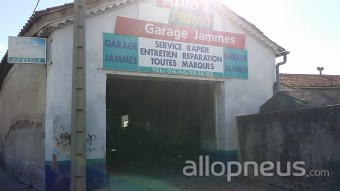 Pneu nimes garage jammes centre de montage allopneus for Garage ad nimes