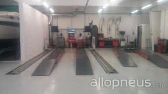 centre montage de pneus COLMAR