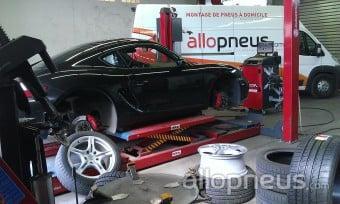 centre montage de pneus METZ