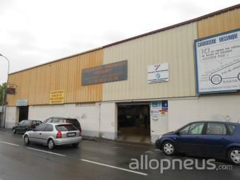 Pneu begles carrosserie mecanique richard centre de for Garage auto begles
