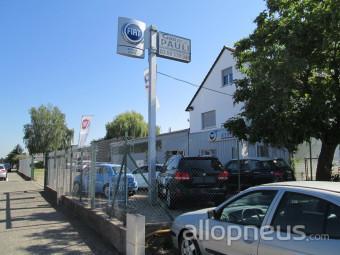 Pneu hoenheim garage pauli centre de montage allopneus for Garage montage pneu