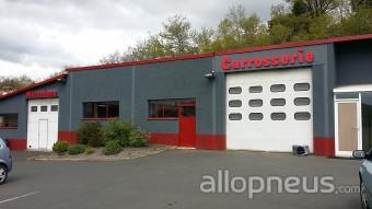 centre montage de pneus COUBON