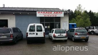 Pneu craponne garage abac centre de montage allopneus for Garage montage pneu