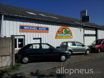Pneu lannion garage mickael auto centre de montage for Garage peugeot lannion 22300
