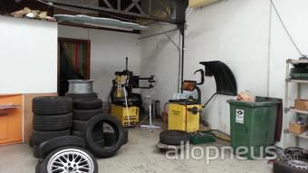 centre montage de pneus Bondy