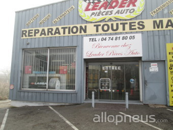 centre montage de pneus OYONNAX